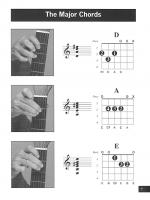 Left-Hand Guitar Chord Book Sheet Music