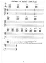 101 Essential Blues Progressions Book/CD Set Sheet Music