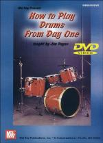 How to Play Drums from Day One DVD Sheet Music