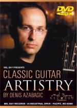 Classic Guitar Artistry DVD Sheet Music
