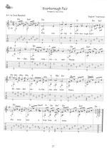 Dropped D Guitar - Bach to Blues Book/CD Set (A Player's Guide and Solos for the Acoustic Guitar) Sheet Music