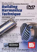 Building Harmonica Technique Volume 1 & 2 DVD Sheet Music