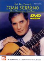 Juan Serrano: The Flamenco Tradition DVD Sheet Music