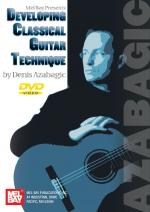 Developing Classical Guitar Technique DVD Sheet Music