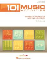 101 Music Activities Reinforce Fundamentals, Listening And Literacy Sheet Music