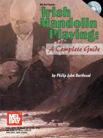 Irish Mandolin Playing Book/CD Set (A Complete Guide) Sheet Music
