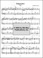 Solo Accordion Music Sheet Music