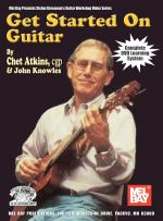 Get Started on Guitar Book/DVD Set Sheet Music