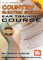 Country Electric Guitar Ear Training Course 2-CD Set Sheet Music