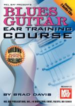 Blues Guitar Ear Training Course 2-CD Set Sheet Music