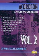 Acordeon Vol. 2, Spanish Only DVD (You Can Play The Accordion Now Vol. 2) Sheet Music