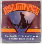 Austin City Strings: Electric Bass Light Nickel Wound Sheet Music