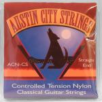 Austin City Strings: Classical Guitar Cont. Nylon Straight End Sheet Music