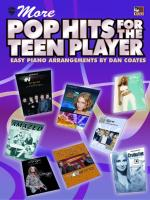 More Pop Hits for the Teen Player (Revised Edition) - Book Sheet Music