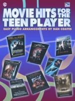 Movie Hits for the Teen Player - Book Sheet Music