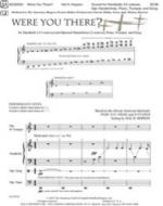 Were You There? Sheet Music Sheet Music