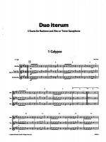 Duo Iterum Sheet Music Sheet Music