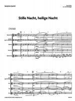 Stille Nacht, Heilige Nacht Sheet Music Sheet Music