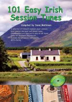 101 Easy Irish Session Tunes Book. Sheet Music