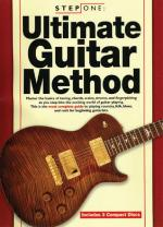 Step One: Ultimate Guitar Method Book/3cds Sheet Music