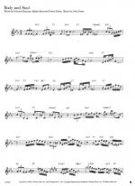 Solos For Jazz Tenor Sax - SOLO PART Sheet Music