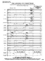 The Angels Of Christmas (Score and Complete Set of Parts) Sheet Music