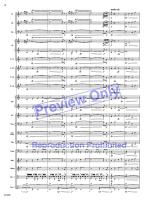 Fanfare Of The Bells (Score and Complete Set of Parts) Sheet Music