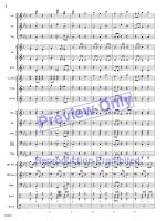 Electricity (Score and Complete Set of Parts) Sheet Music