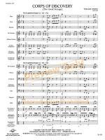 Corps Of Discovery (The Great Voyage) (Score Only) Sheet Music