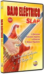 Bajo Electrico Slap, Spanish Only DVD (You Can Play Slap Bass Now!) Sheet Music