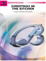 Christmas in the Kitchen - Conductor Score & Parts Sheet Music