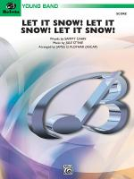 Let It Snow! Let It Snow! Let It Snow! - Conductor Score Sheet Music