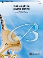 Nobles of the Mystic Shrine - Conductor Score Sheet Music