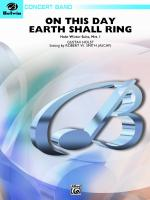 On This Day Earth Shall Ring (Holst Winter Suite, Mvt. I) - Conductor Score & Parts Sheet Music