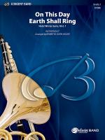 On This Day Earth Shall Ring (Holst Winter Suite, Mvt. I) - Conductor Score Sheet Music