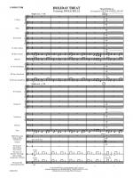 Holiday Treat (featuring Jingle Bells) - Conductor Score & Parts Sheet Music