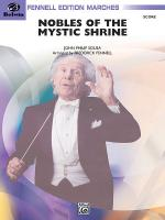 Nobles of the Mystic Shrine (March) - Conductor Score Sheet Music