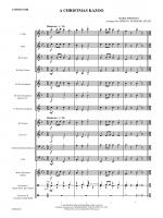 A Christmas Kazoo - Conductor Score & Parts Sheet Music