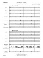 American Patrol - Conductor Score & Parts Sheet Music