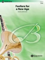 Fanfare for a New Age - Conductor Score Sheet Music