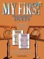 My First Progressive Duets - For Strings - Violin Book Sheet Music