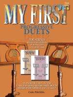 My First Progressive Duets - For Strings - Bass Book Sheet Music