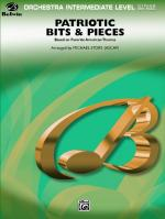 Patriotic Bits & Pieces (based on Favorite American Themes) - Conductor Score & Parts Sheet Music