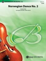 Norwegian Dance No. 2 - Conductor Score Sheet Music
