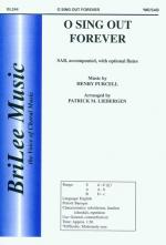 O Sing Out Forever Sheet Music