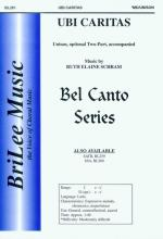 Ubi Caritas Sheet Music
