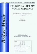 Im Gonna Lift My Voice And Sing! Sheet Music