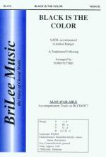 Black Is The Color Sheet Music