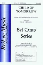 Child Of Tomorrow Sheet Music