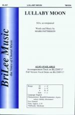 Lullaby Moon Sheet Music